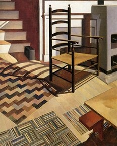Charles Sheeler, Home Sweet Home