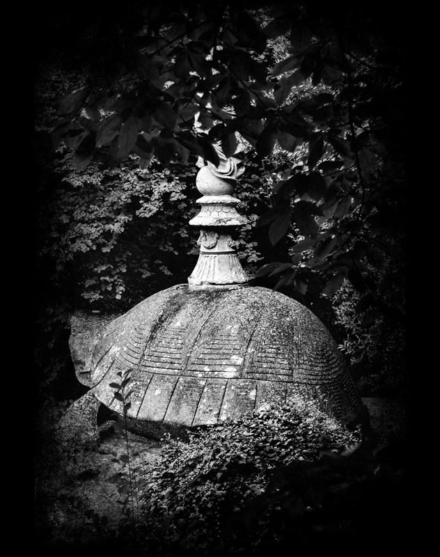 Bomarzo tortuga © Eva Contreras