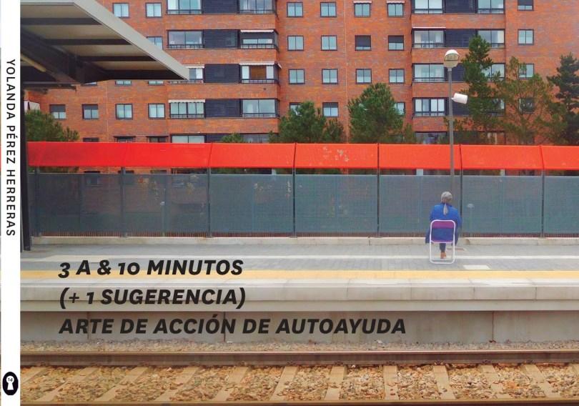3 A & 10 MINUTOS de Yolanda Pérez Herreras