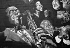 Jazz - Música en blanco y negro