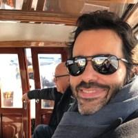 """""""No me gusta esta funesta fiesta del consumo"""", entrevista con el poeta Iván González."""