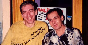 Luis Miguel Madrid y Dionisio Rodríguez