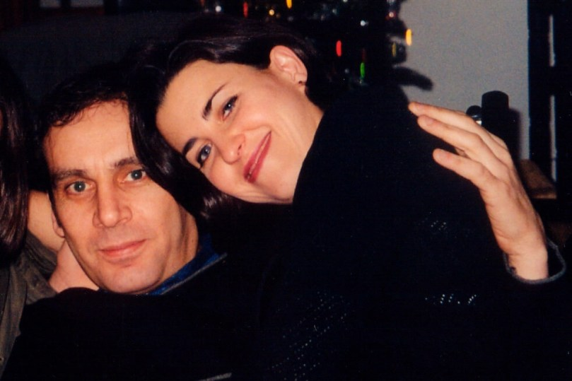 Luismi y Eva