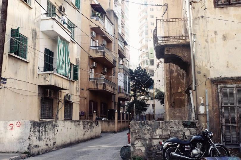 El síndrome de Beirut