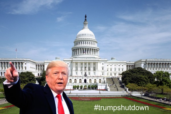 Trump Shutdown Defines One Year of Administration, by Morak Babajide-Alabi