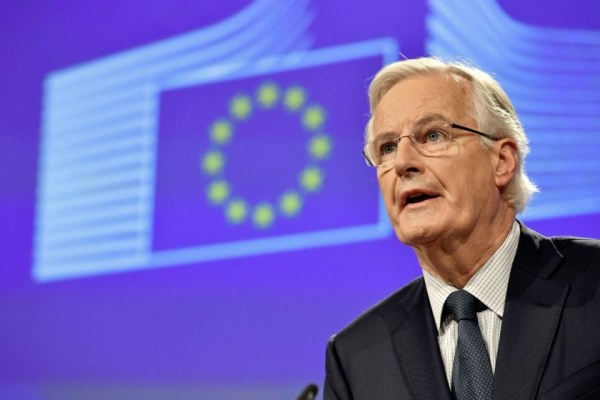 May Soldiers On in Face of Resignations As Barnier Voices Concerns
