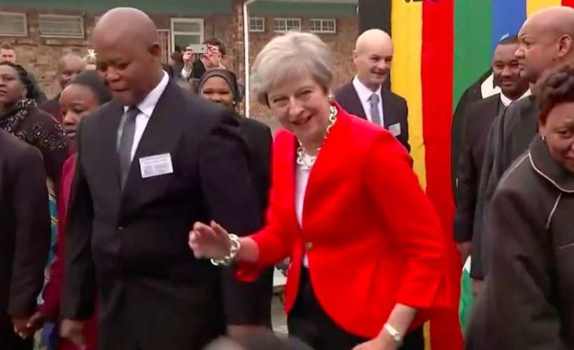 Dance, Theresa May Dance! BREXIT Is Far Away, by Morak Babajide-Alabi