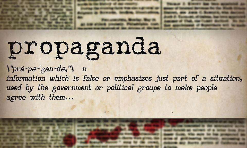 Lies, Desperation And Propaganda - The Art Of Campaigns, by Morak Babajide-Alabi