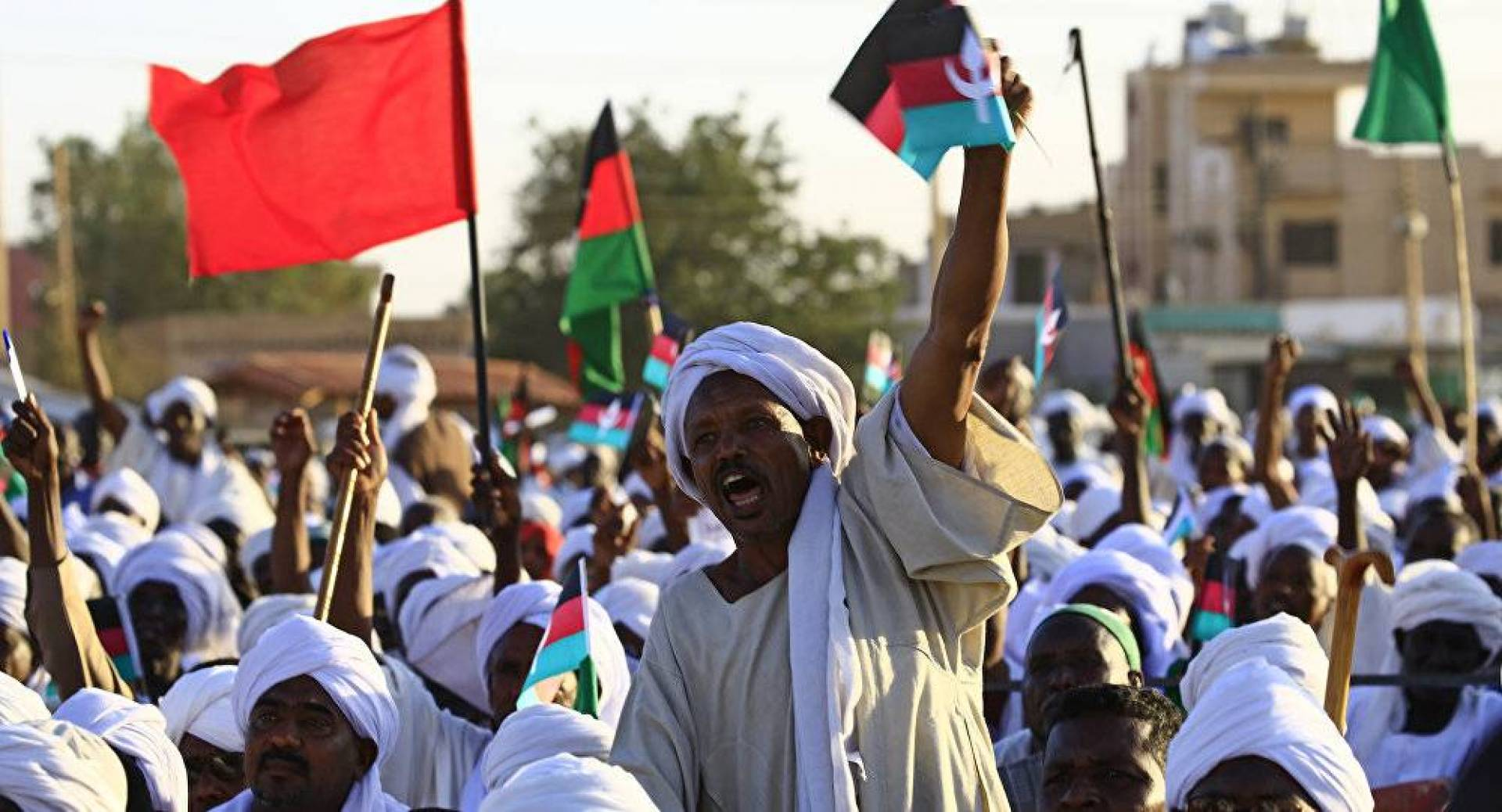Sudan, On The Long Road To Freedom Or Anarchy?, by Morak Babajide-Alabi