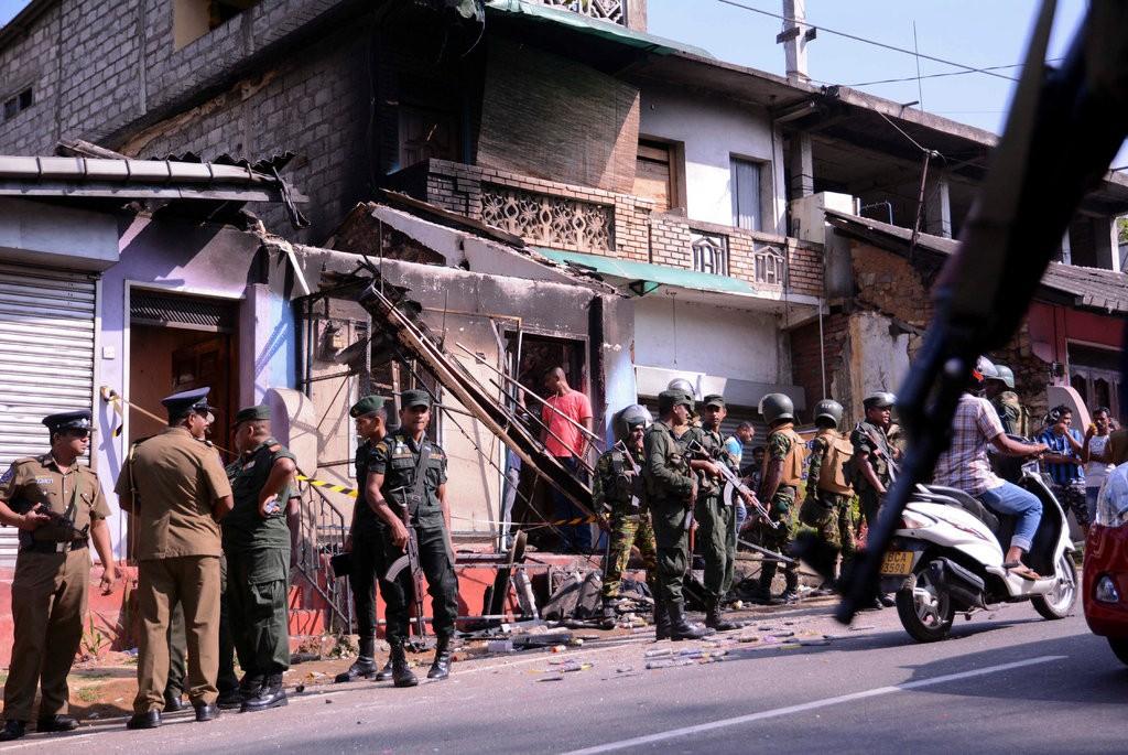 Sri Lanka: Terror in Government, by Morak Babajide-Alabi