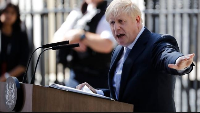 All Hail Boris Johnson, The No-Deal Helmsman, by Morak Babajide-Alabi