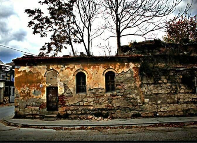 Амамом на Ќерим Бег во Битола