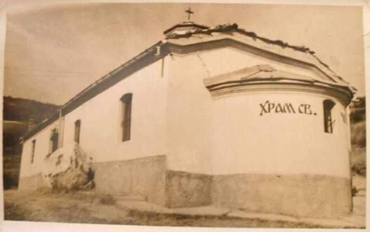 Баба Џишка, жената која сама го изгради црквичето на Кркардаш