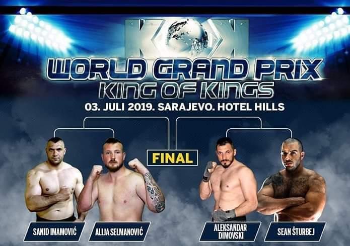Битолчанецот Димсата ќе учествува на Интернационален меѓународен натпревар во профи кик-бокс во Сараево