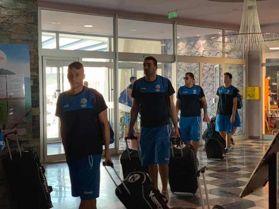 """РК Еурофарм Работник пристигнаа на Меѓународниот ракометен турнир """"Струга 2019"""""""