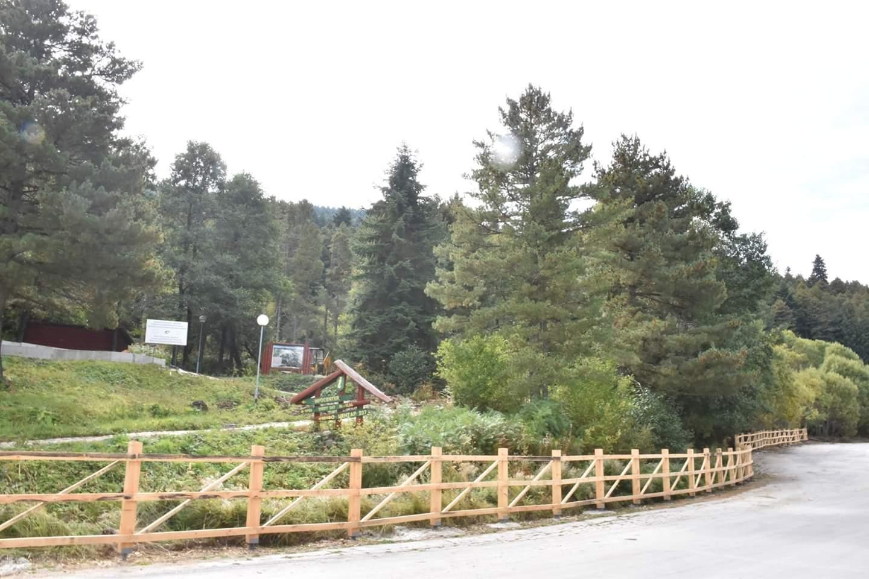 НП Пелистер со детално инфо за Арборетумот, новата Ботаничка градина на Баба Планина