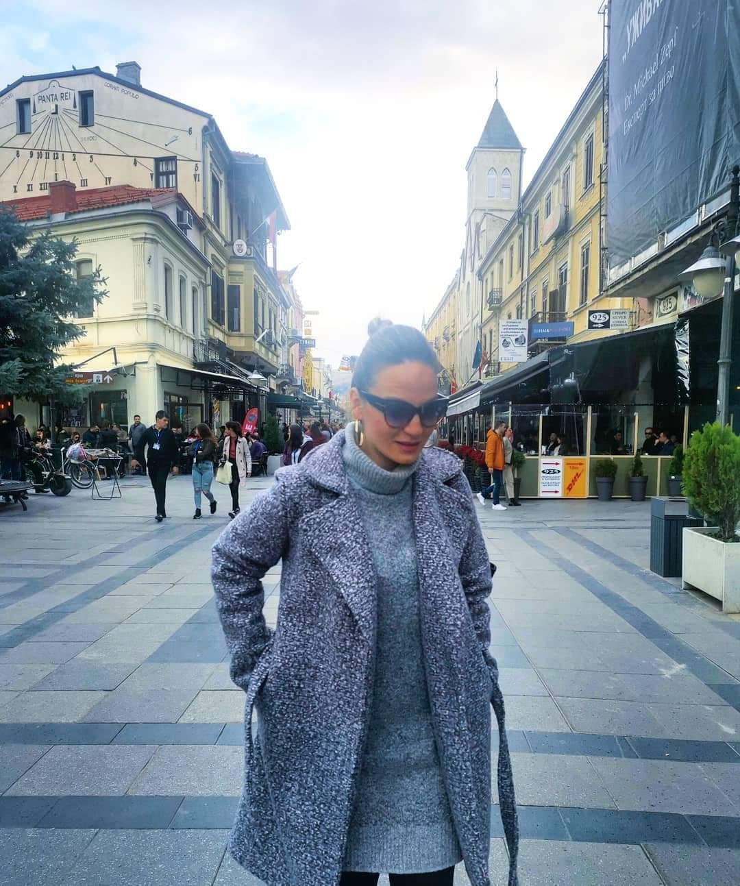 Јелена Томашевич: Ако одам во Битола ќе прошетам по Широк Сокак