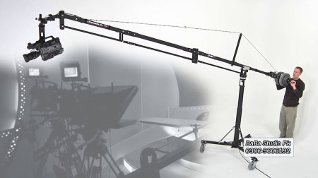 Jib Crane Available At BaBa Studio Pakistan