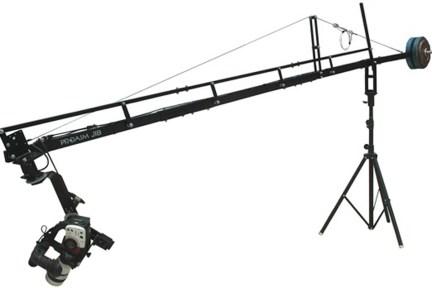 proaim 18 feet jib crane for video & still cam