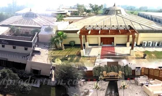 Golden Palm Marriage Hall sargodha