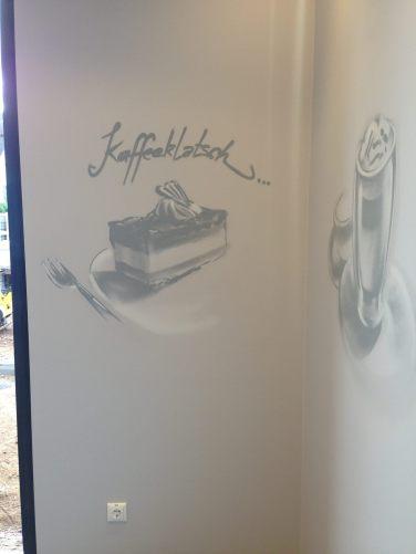 Kaffeeklatsch, Bäcker Lutz, Mühlheim-Kärlich, 2016