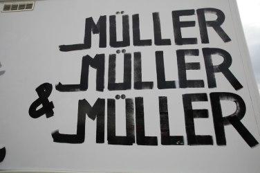 Foodtruck Müller, Müller & Müller, 2019