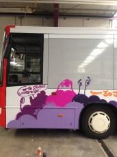 MTV Bus 30 Jahre Main Taunus Verkehrsverbund 2017