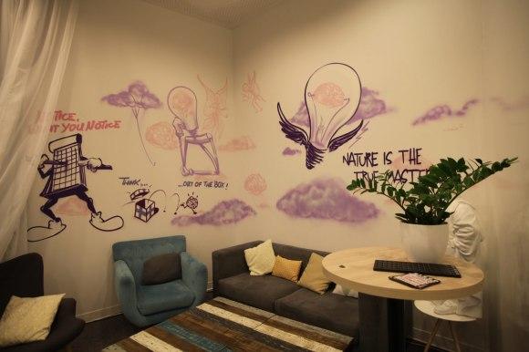 Big Idea space / Ideenraum Innside Ostend by Melia 2018