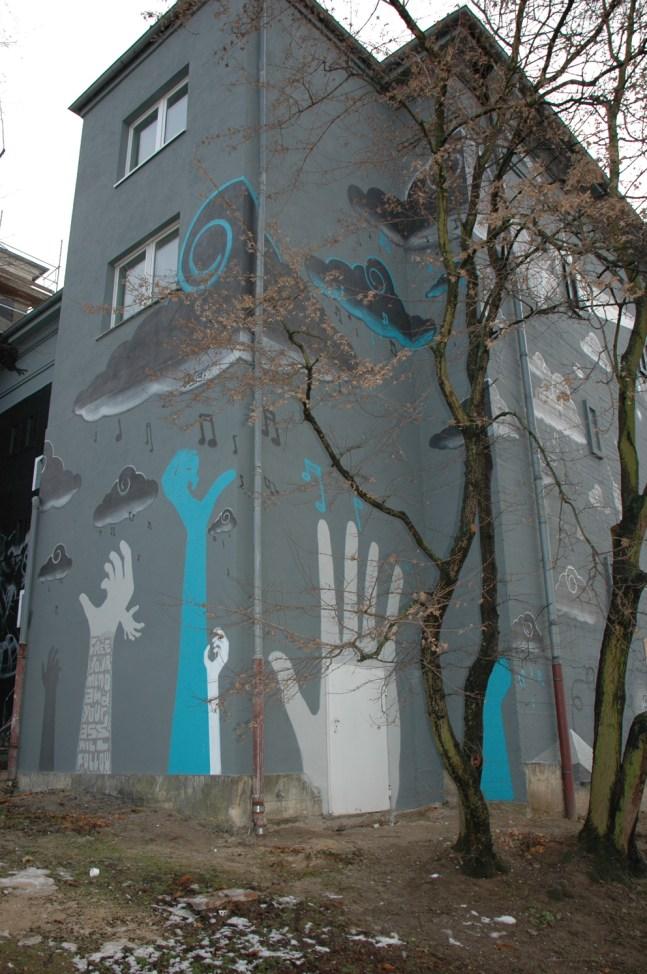WANDEL Hände Leunabunker Frankfurt-Höchst 2010