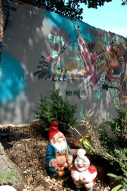 Bomber 2011, freestyle stylewriting Graffiti Art