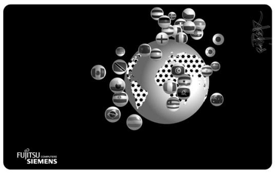 Patopdesign fsc Fujitsu Siemens, 2007