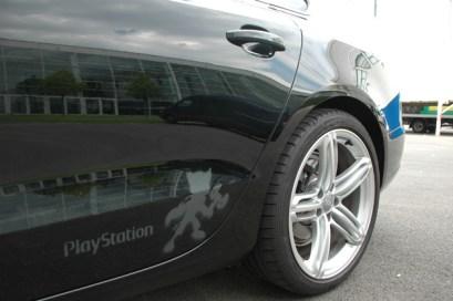 Uniplan PlayStation Retch stencil Audi A5 2011