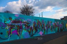 FRANKFURT stylewriting Graffiti Art freestyle-2015