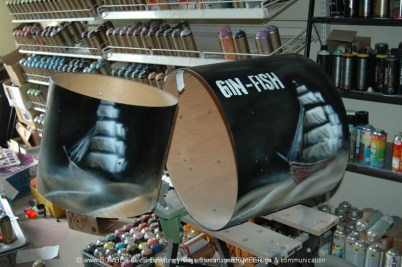 Gin Fish Drumset 2010
