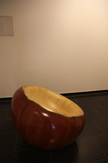 Hazelnut / Haselnuss Sessel 2014