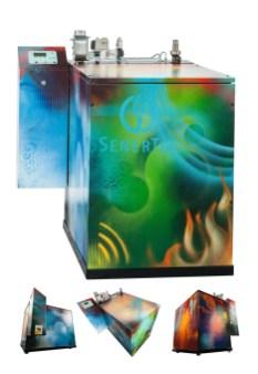 Senertec Dachs limited Edition 2013