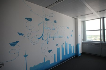 Inno.Hub 2.0 Fraport 2019: Inno.work Ideen, die fliegen lernen …
