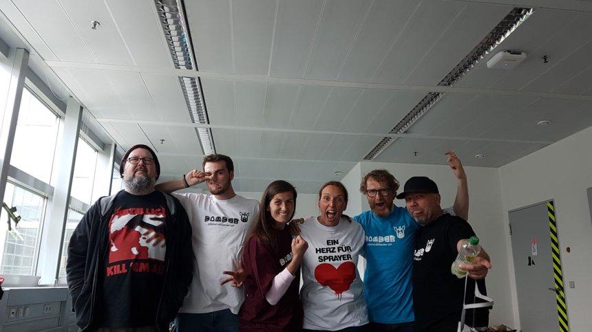 Inno.Hub Fraport 2019: Auswahl Team
