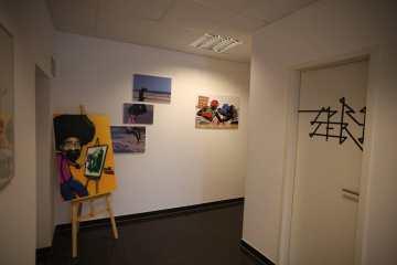 Atelieransicht studio view Atelier Studio BOMBER