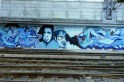 Grey Style by Bomber @ Paris Gare du Nord 1994