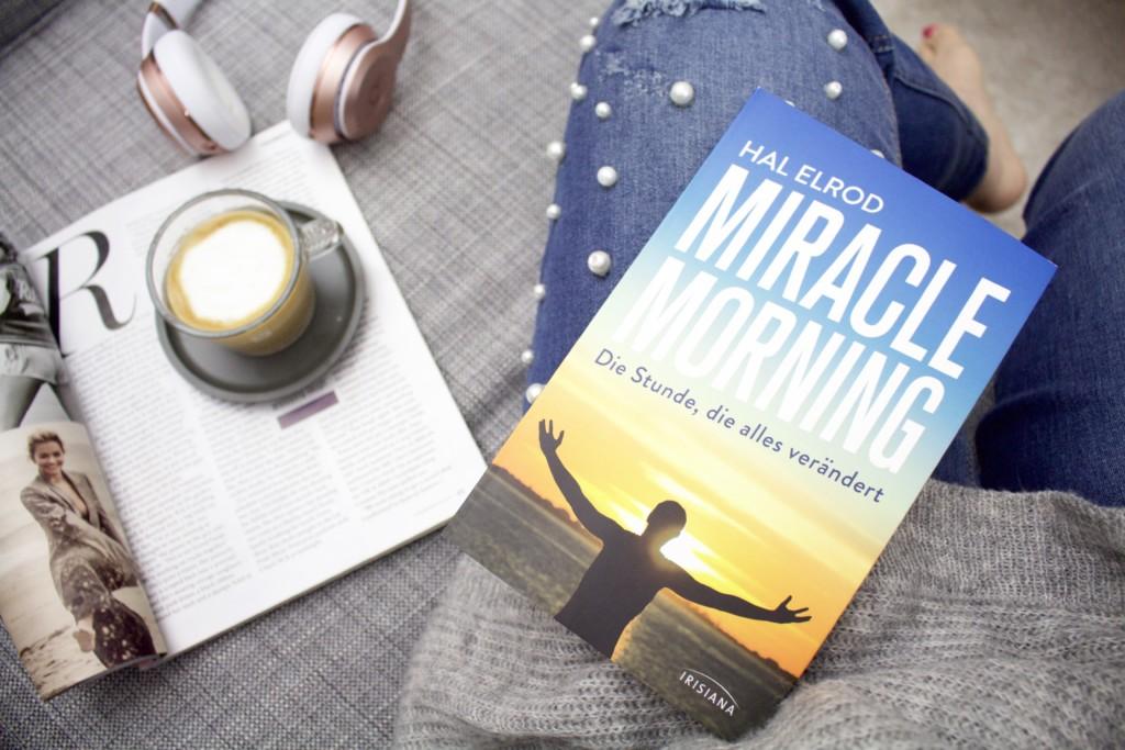 Beitragsbild: Miracle Morning von Hal Elrod - Meine Erfahrung im 30 Tage Test - Lifestyle Blog Leipzig
