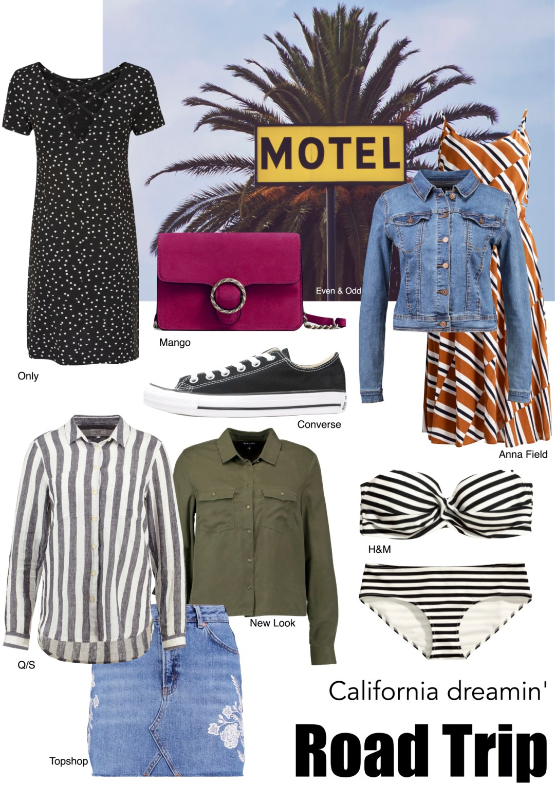 Beitragsbild: Style Picks: California Road Trip