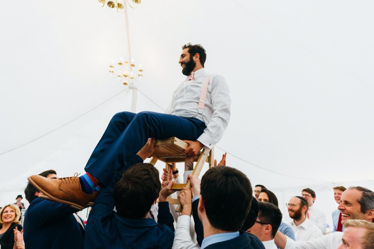 The Perch Inn Jewish Wedding Photographer Oxford-34