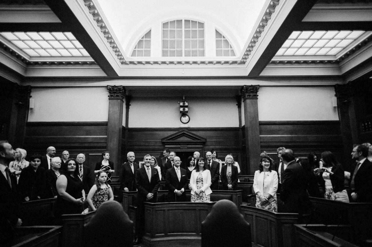 Kings Cross London Wedding Photography-15