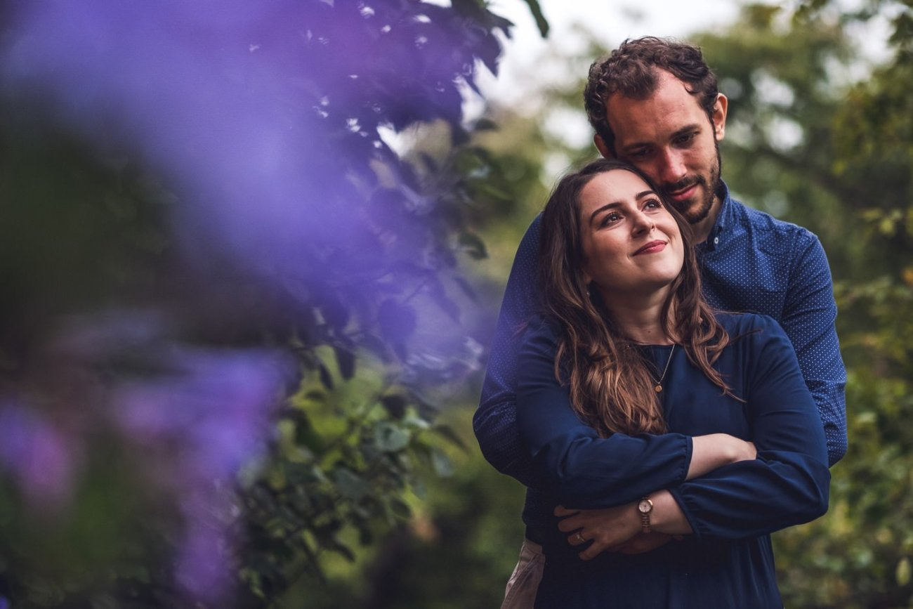 engagement photography what's the point