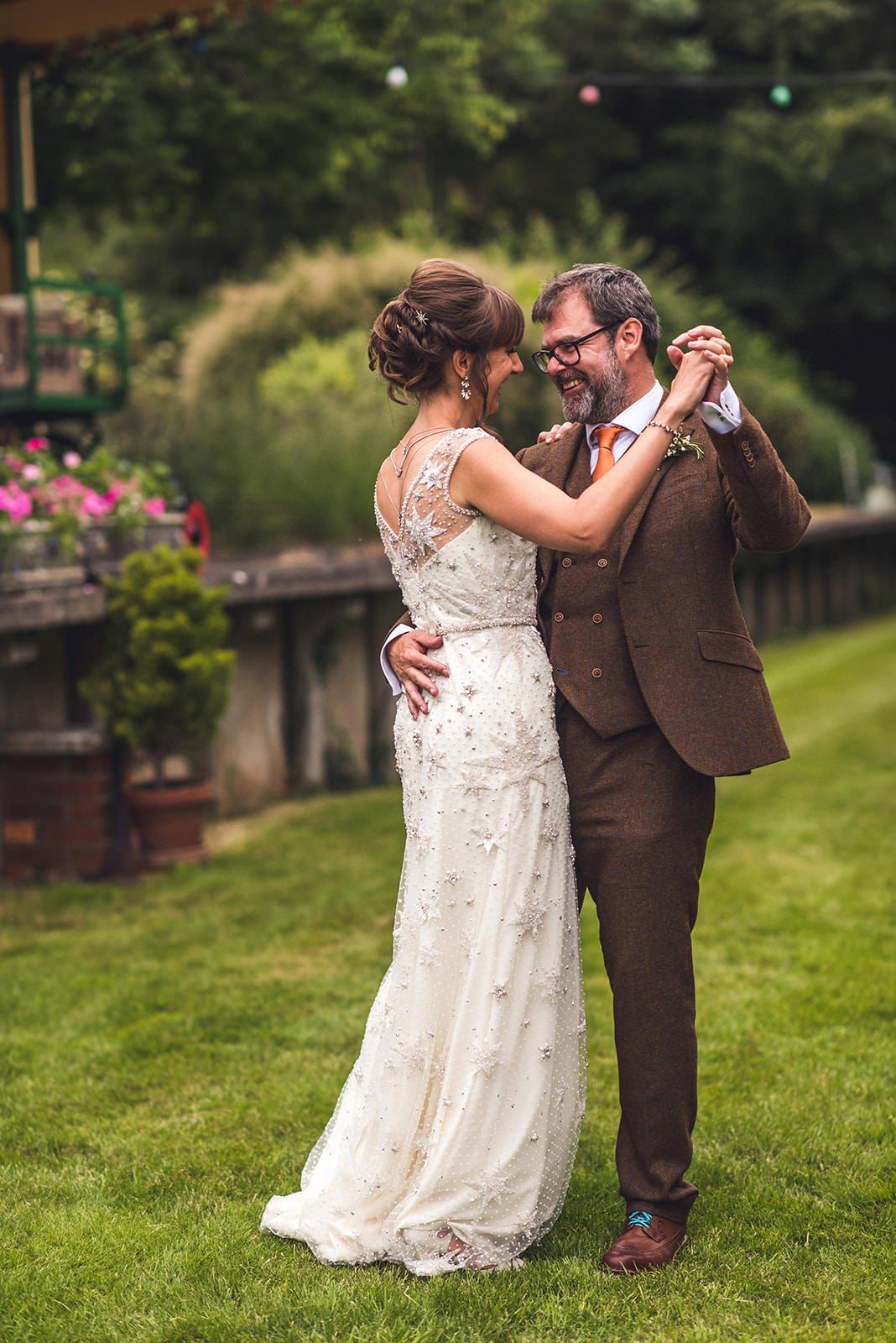 Horsebridge Station Wedding Photography