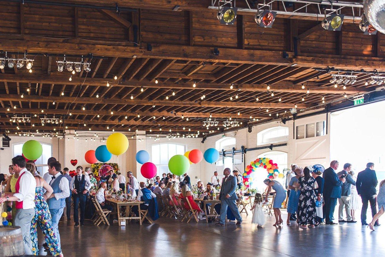 Birmingham's coolest Wedding Venues warehouse