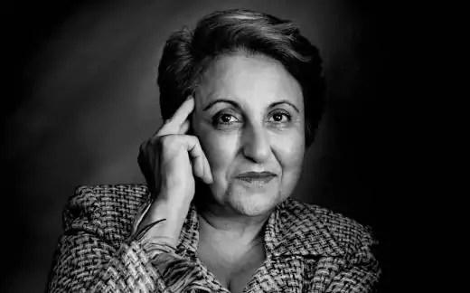 Shirin Ebadi (auteur de La cage dorée) - Babelio