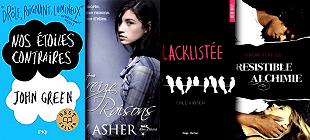litterature jeunesse des romans qui