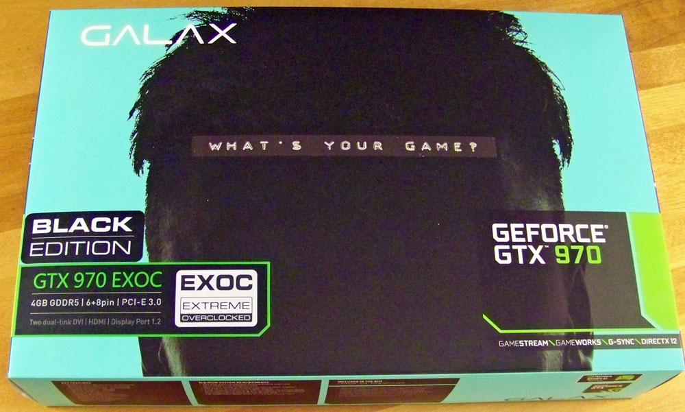 The GALAX GTX 970 EXOC Black Edition vs  the 290X - Page 2